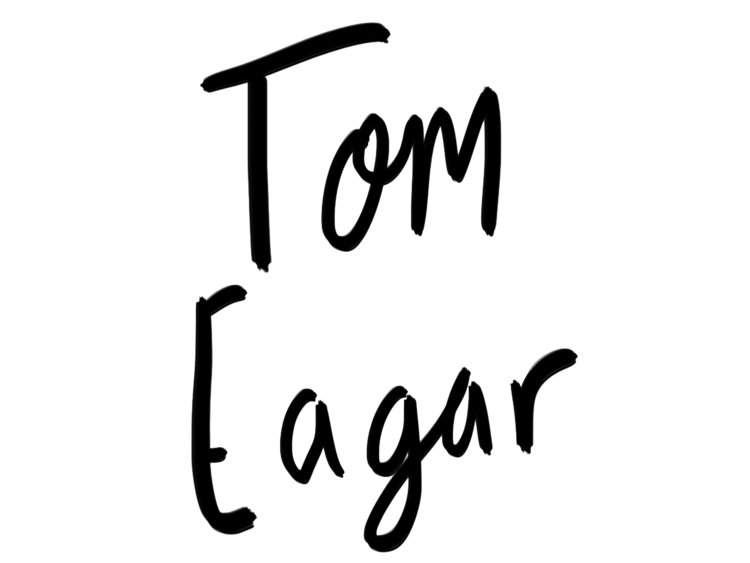 Tom Eagar - Filmmaker and Photographer