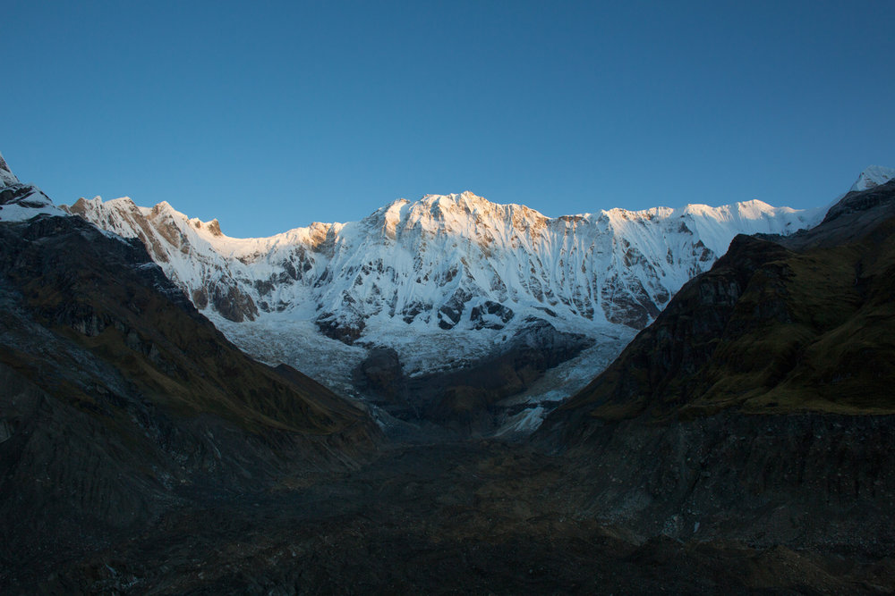 Annapurna Sanctuary - Sidetracked Magazine