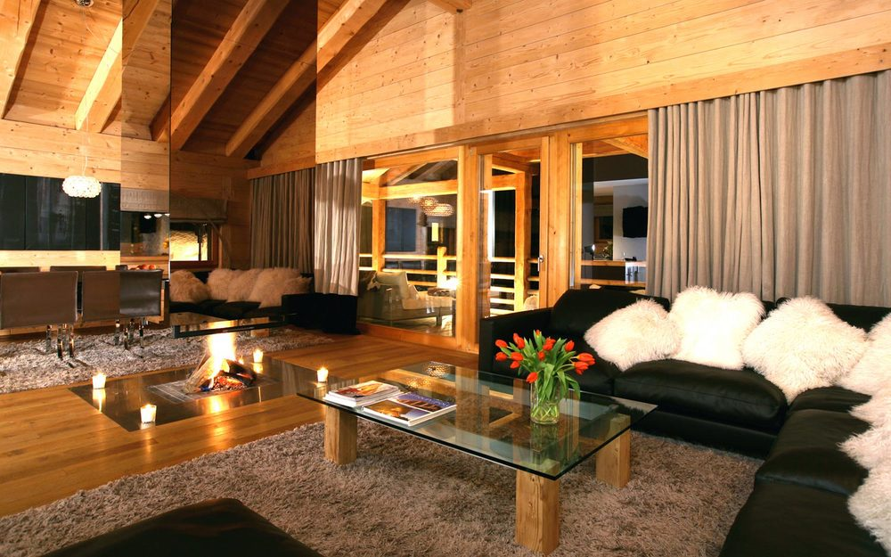 Top 10 designer alpine chalets art de vivre luxury designer villa and chalet rentals worldwide for Chalet design contemporain