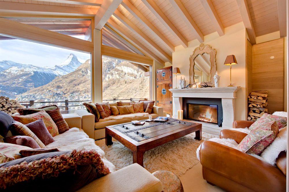 chalet grace zermatt luxury chalet rental
