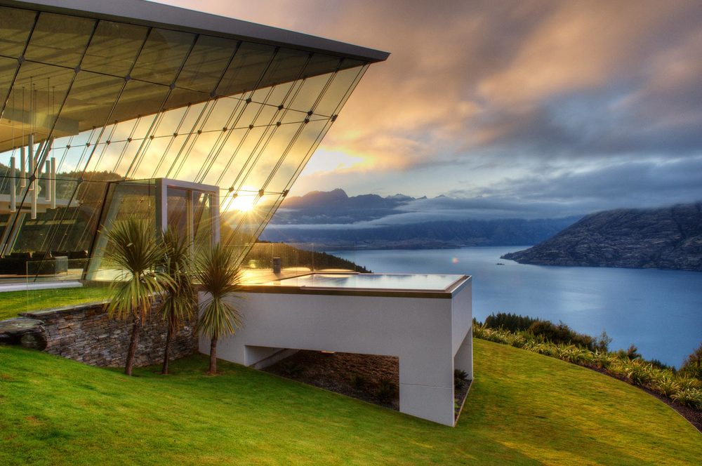 jagged edge, queenstown, new zealand villa for rental