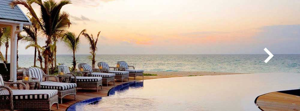 Thanda Island  , Close to Mafia Island, Tanzania, Indian Ocean  Sleeps 10, 5 Bedrooms, Private Beach, Water Sports, Large Private Pool    View Villa