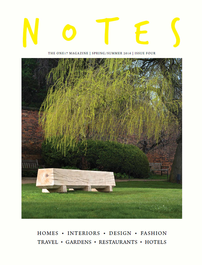 Read new Notes SS16 magazine