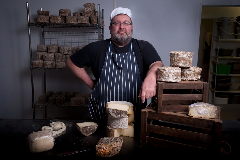 Philip, The Cheese Maker
