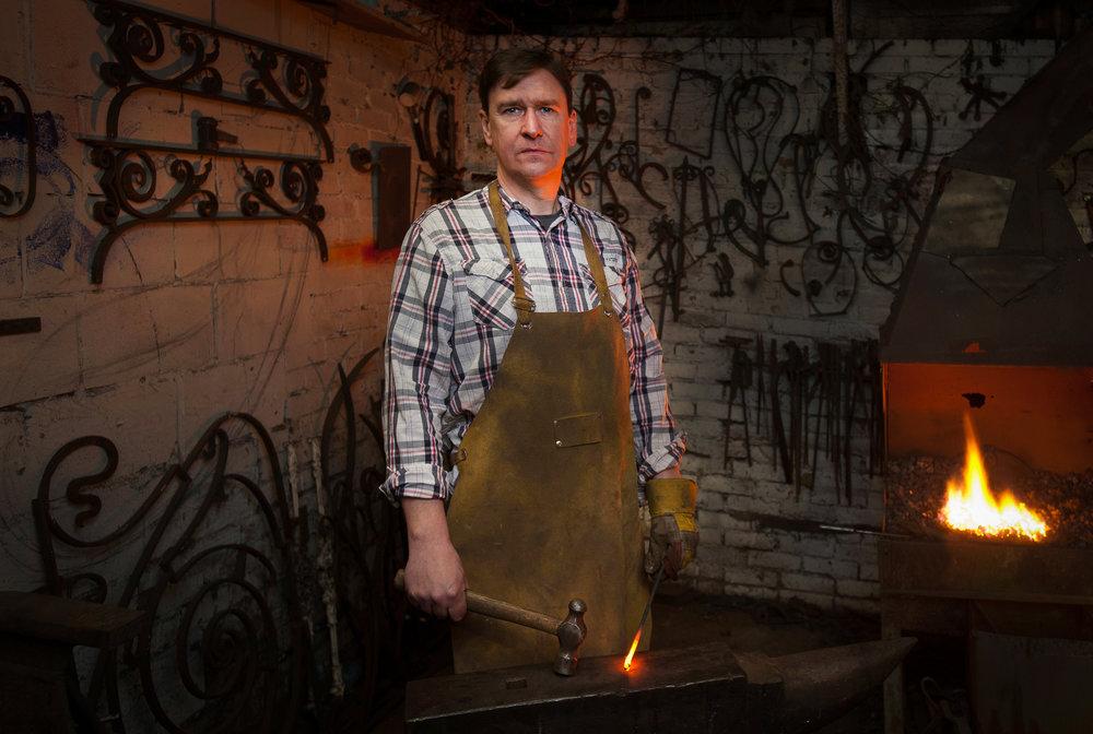 Nick, The Blacksmith