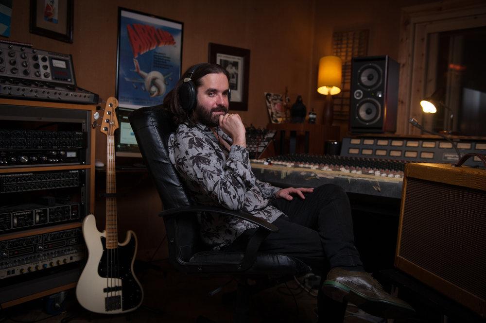 Sam, The Music Producer