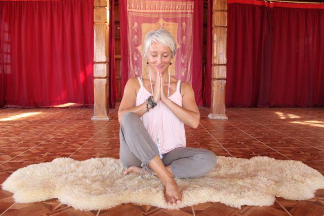 Yoga brings moments of pure joy!