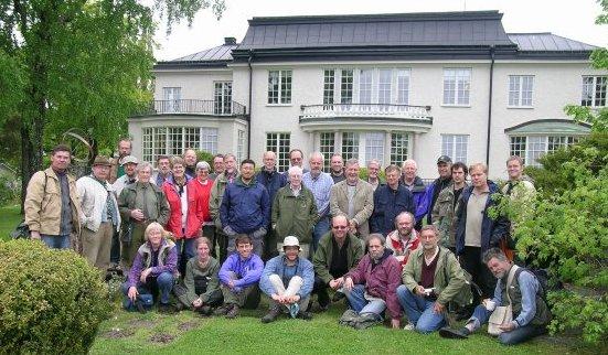Entomologmötet på Dalarö 2005.