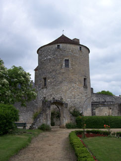 """What Montaigne seeks is his interior self… which Goethe labelled the 'citadel', where all access is prohibited… This citadel, which for Goethe was only symbolic, Montaigne erects with real stones, a lock and a key… the famous tower of Montaigne."""