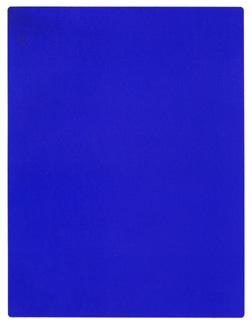 Klein Blue IKB_191