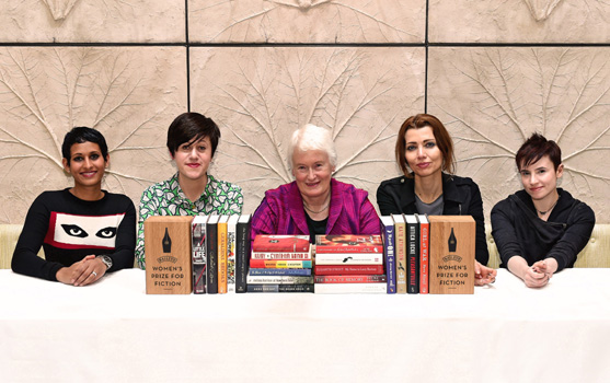 The Baileys Prize 2016 judges