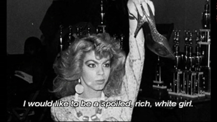 Venus Xtravaganza in 'Paris is Burning'