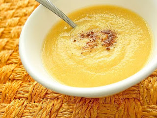 Characters in different stories refer to eating cornmeal porridge