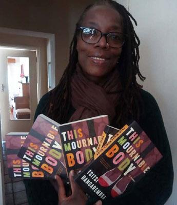 Author Tsitsi Dangarembga
