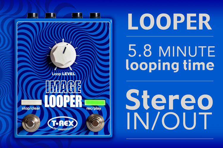 T-Rex Image Looper >>