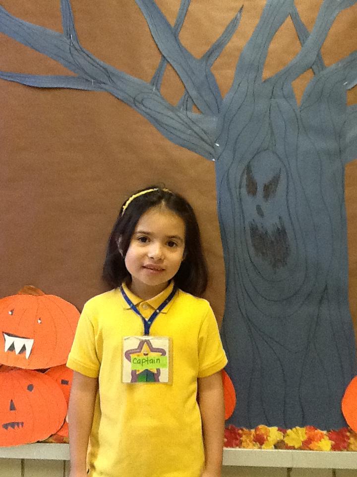 1st Grade - Fatima H.