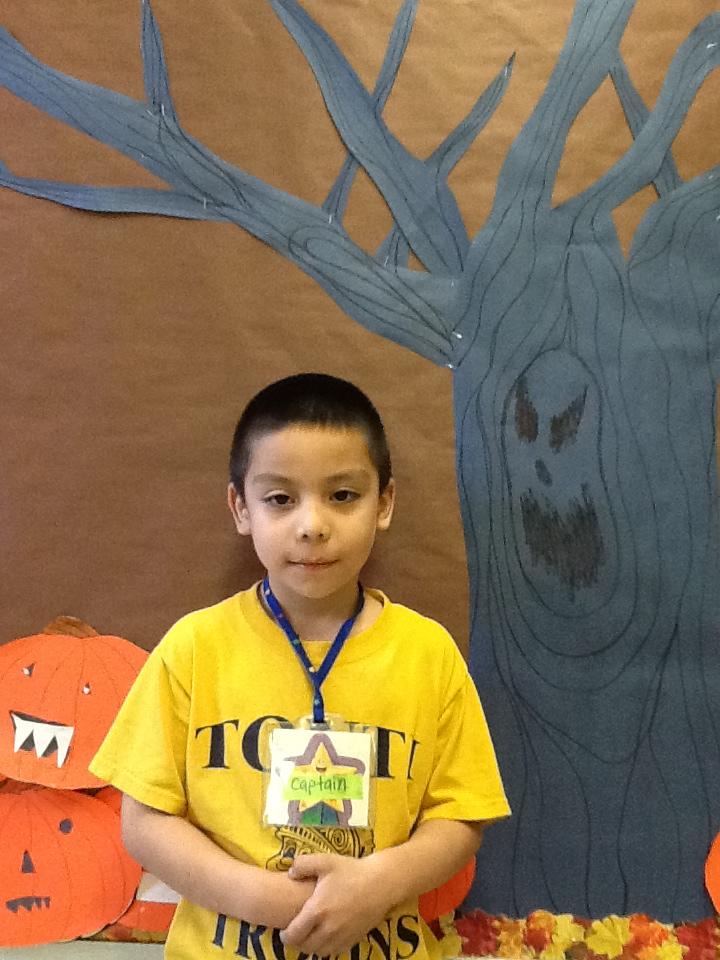 1st Grade - Diego V.