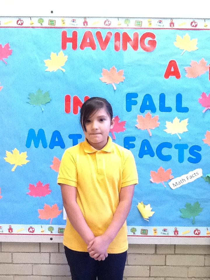 2nd Grade - Rosa R