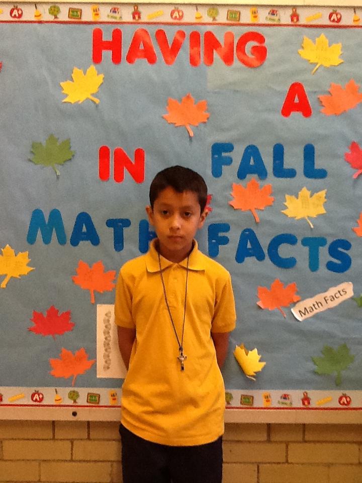2nd Grade - Luis P.