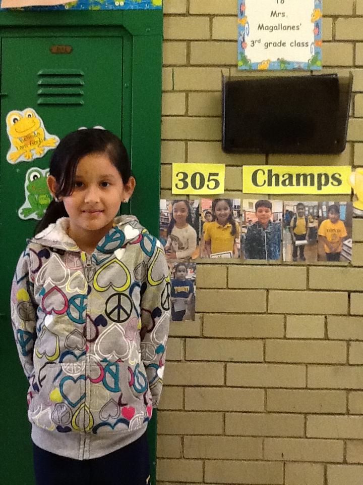 3rd Grade - Selene V