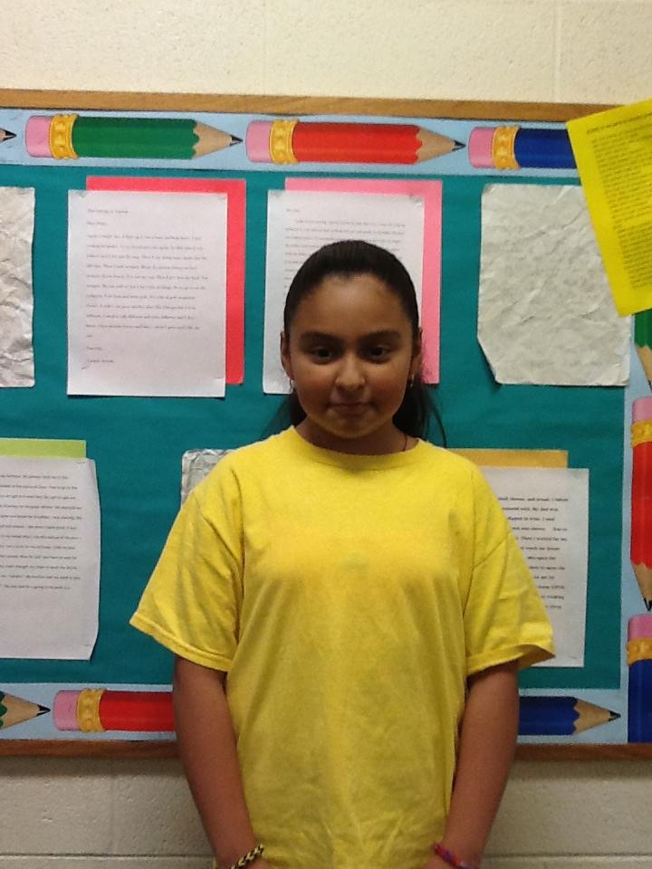 4th Grade - Vanesa A