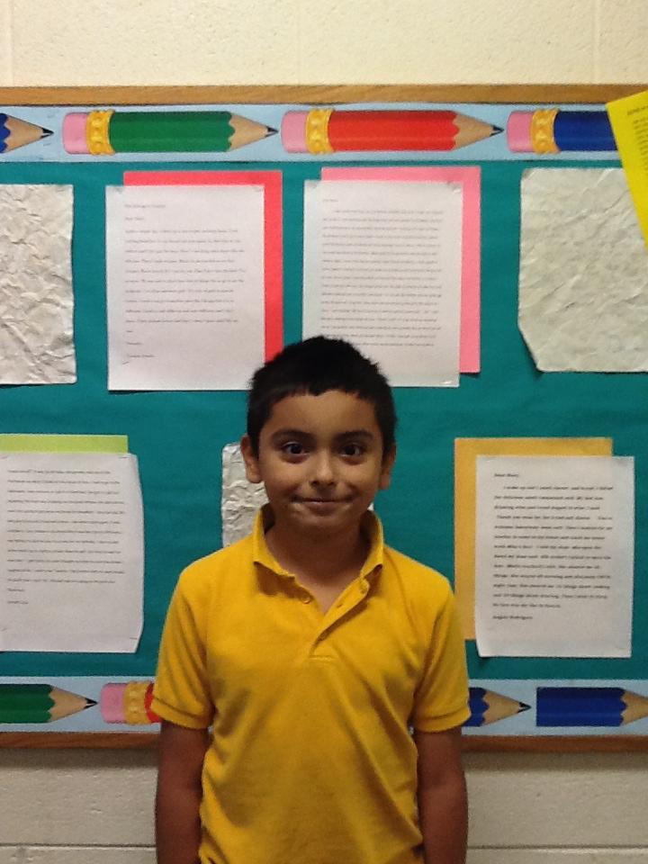4th Grade - Brian M