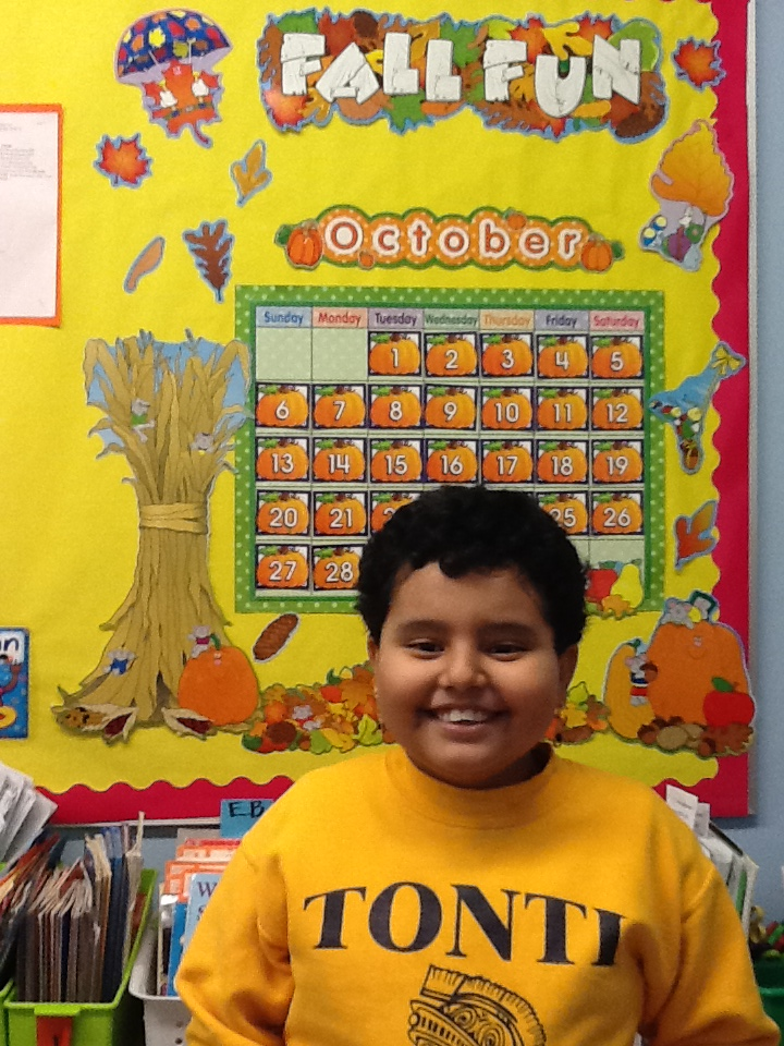 2nd Grade - Francisca L