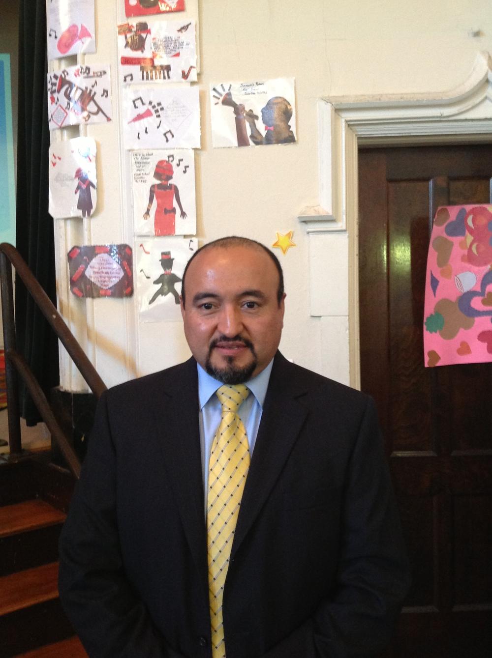 Gerardo Arriaga (Principal/Director)