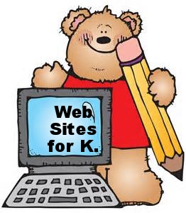 Tonti School Web Sites for Kindergarten Students
