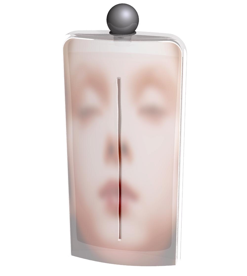 Nosé Concept Bottle Design