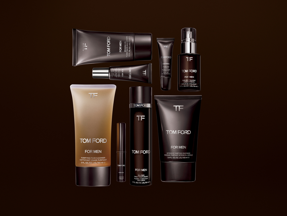 Tom Ford Mens Skincare Line