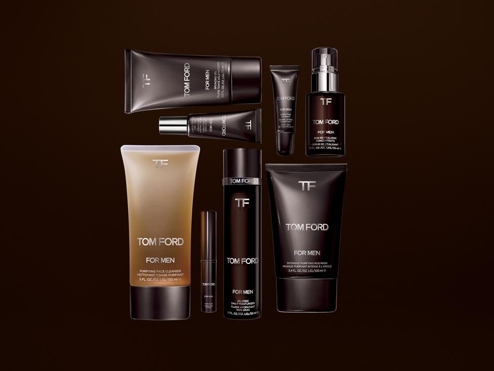 Tom Ford Mens Skincare Line