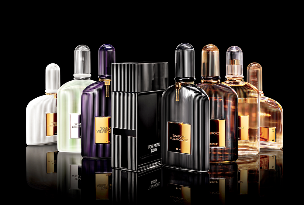 Tom Ford Signature Line of Fragrances