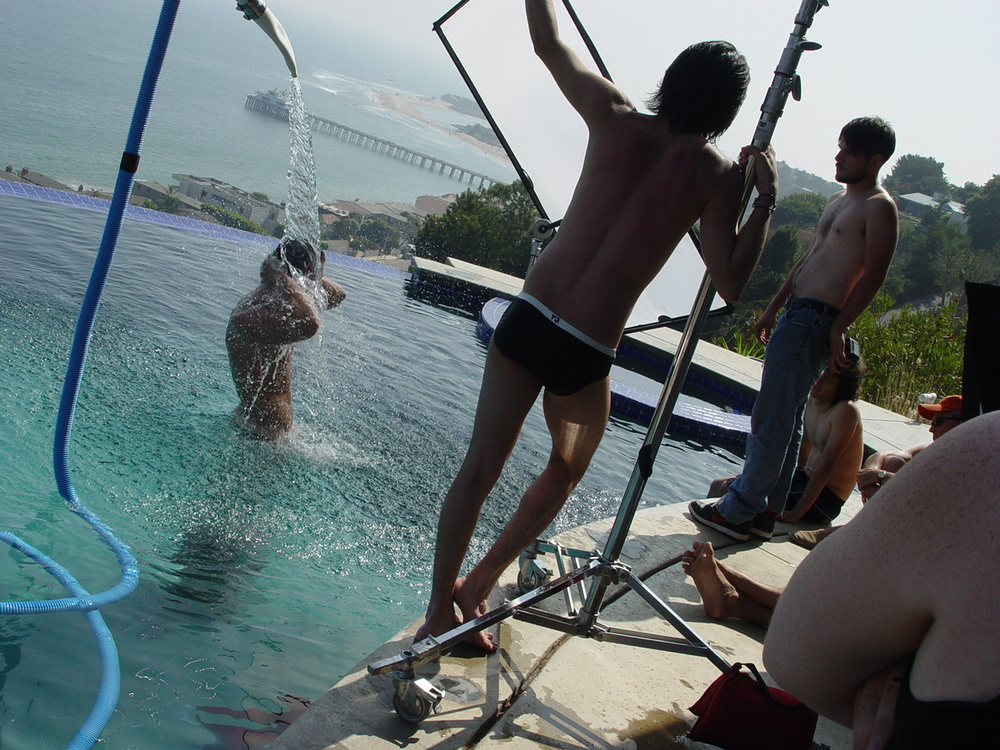 Davidoff Cool Water Hunk Calendar