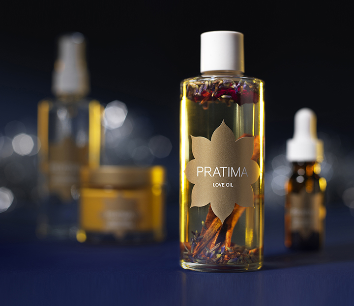 Pratima Love Oil