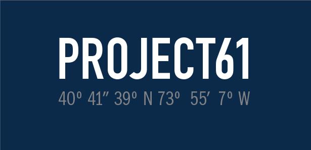 PROJECT61 logo