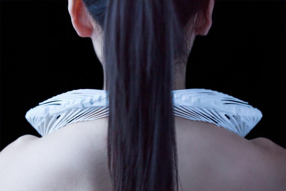 Collar 01 – Back Detail