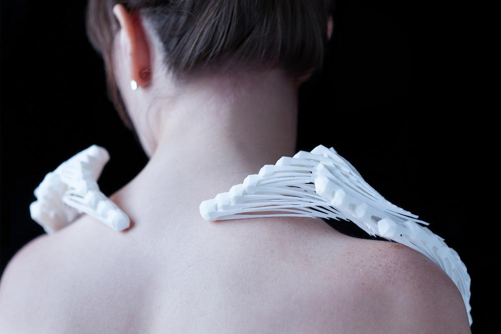 Collar 02 – Back Detail