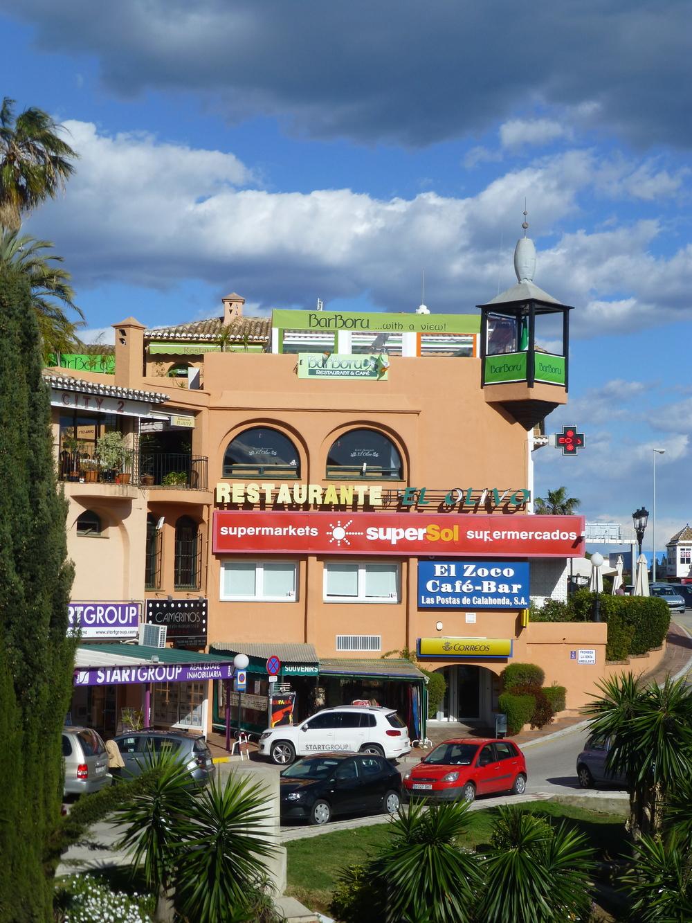 Barboru Restaurant, Bar & Terrace Calahonda