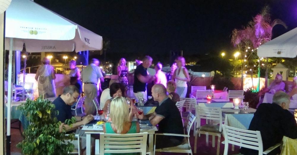 Barboru International Restaurant Bar & Terrace in Calahonda