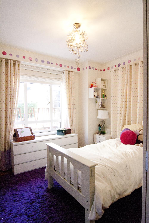 SHARED CHILDREN'S ROOM