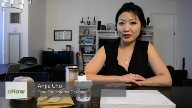 Holistic Spaces with Anjie Cho on eHow.com