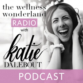 Click to listen to Anjie's interview on  The Wellness Wonderland Radio Podcast
