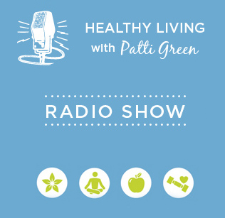 Click to listen to Anjie's Interviews with Healthy Living with Patti Green