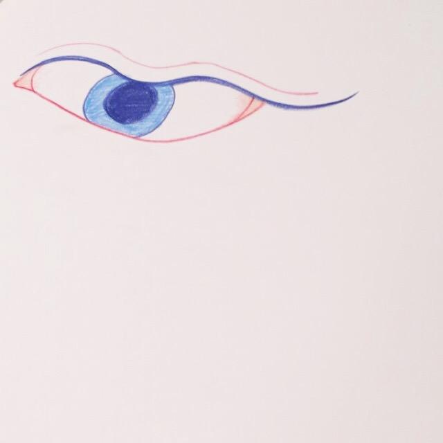 how to draw a tibetan buddha eye, from Carmen Mensink, my tibetan thangka teacher  #buddha  #thangka  #tibetanart