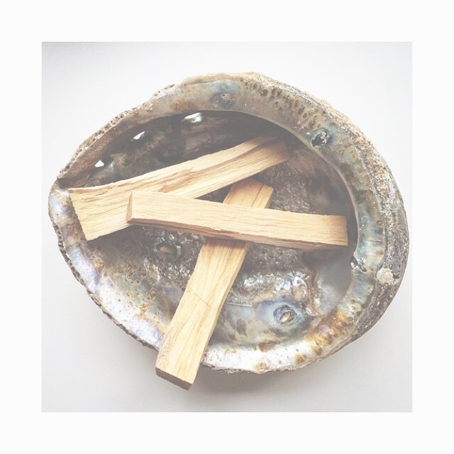 what would i do without  #palosanto  it's my absolute fav  space clearing tool . and it smells delicious!  Palo Santo  is recommended for daily  #spaceclearing  to refresh your home. available at  holisticspaces.com
