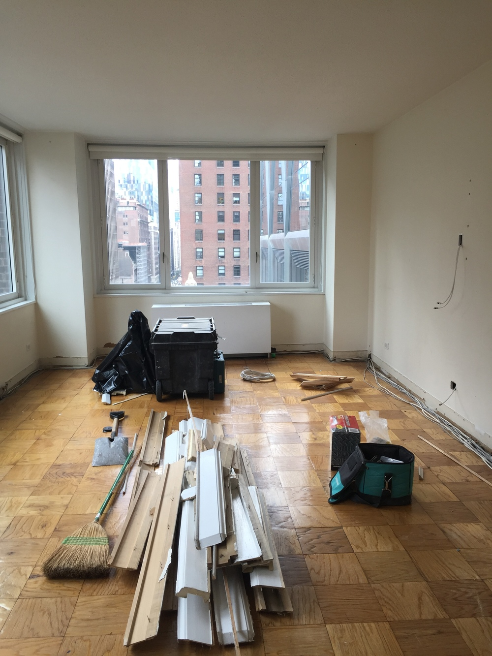 Worthwhile Fixes for a New York City Apartment, October 2015.
