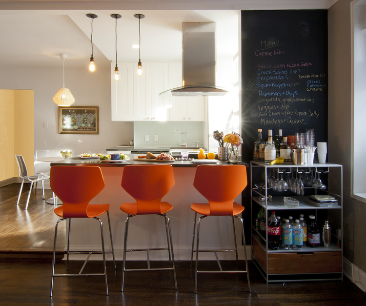 Nyc Apartment Kitchen Renovation: Before And After Galley Kitchen Remodels