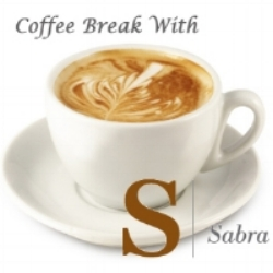 Click to listen to Anjie's interviews on Coffee Break With Sabra