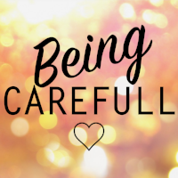 Click to listen to Anjie's interview on  Being Carefull Podcast